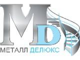 Логотип Металл Делюкс