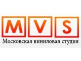 Логотип MVS-Московская виниловая студия