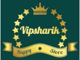 Логотип Студия аэродизайна - VIPSHARIK.RU