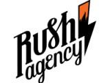 Логотип Rush Agency