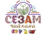 Логотип Чайхана Сезам