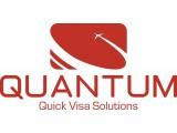 Логотип Визовый центр QUANTUM