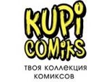 Логотип ИП Кудрина Анна Андреевна - комиксы на русском