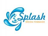 Логотип Школа плавания Splash