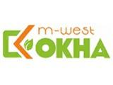 Логотип М-Вест Окна