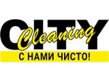 Логотип Клининг сити