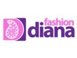 Логотип Diana-Fashion, интернет-магазин итальянской обуви
