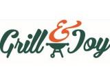 Логотип Grill&Joy магазин грилей и аксессуаров