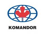 """Логотип """"KOMANDOR"""" - мебель на заказ"""