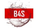 Логотип Б4С, ООО