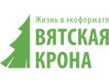 Логотип Вятская крона