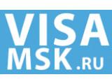 Логотип Визовый центр visamsk