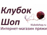 "Логотип Интернет-магазин пряжи ""Клубок Шоп"""