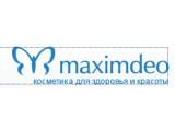 Логотип Maximdeo – интернет-магазин по продаже косметики