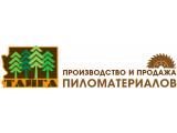 Логотип Тайга