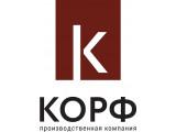 Логотип Производство керамзитобетонных блоков КОРФ