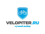 Логотип ВелоПитер - Москва