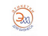 Логотип Этикетка Маркет