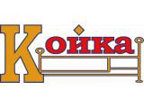 """Логотип """"Койка"""" - изготовление металлических кроватей"""
