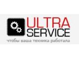 Логотип Ultraservice by
