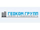 Логотип ГЕОКОМ ГРУПП