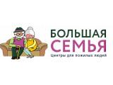 """Логотип Пансионат """"Большая семья"""""""