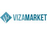 Логотип VIza Market