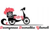 Логотип Доставка Цветов